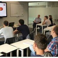 Gastcollege Benker aan Hogeschool Utrecht