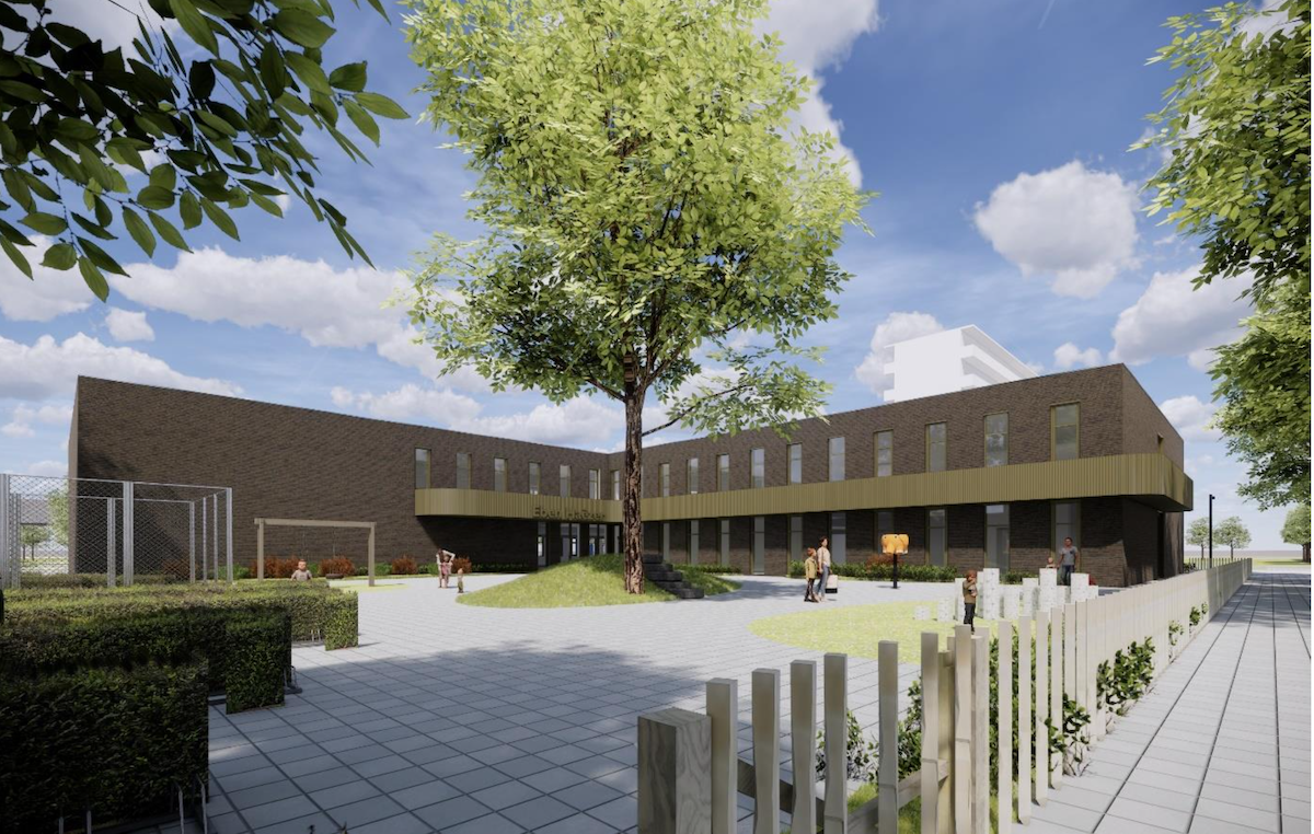 Nieuwbouw basisschool Capelle a/d IJssel